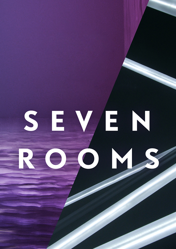 Seven Rooms Poster diploma project from Martin Fütterer
