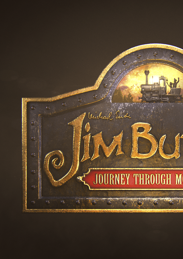 Jim Button 3D Animation Logo for Europa Park