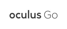 Oculus Go VR Headset device logo